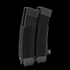Pouzdro na zásobníky na suchý zip Viper Tactical VX Double SMG Mag Sleeve Black