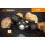 Čelovka Acebeam H30 R+UV USB PowerBank / 6500K / 4000lm (1.5min+2.5h) / 171m / 9 režimů / IPx8 / Včetně Li-ion 21700 / 80gr