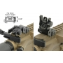 Sklopné hledí s nízkým profilem UTG Low Profile Flip-up Rear Sight with Dual Aiming Aperture MNT-955