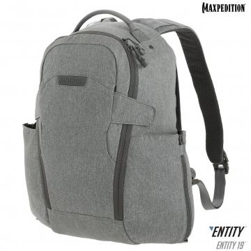 Batoh Maxpedition Entity 19 (NTTPK19) / 19L / 28x23x43 cm Ash