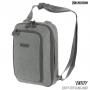 Taška přes rameno Maxpedition Entity Tech Sling Large (NTTSLTL) / 10L / 28x14x37 cm Ash
