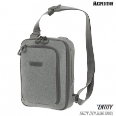 Taška přes rameno Maxpedition Entity TechSling Small (NTTSLTS) / 7L Ash