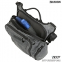 Brašna Maxpedition Entity Crossbody Bag Small (NTTCBS) / 9L /  21x13x28 cm Ash