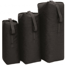 Sumka MilTec US COTTON DUFFLE BAG Small 50L /  87x48cm Black