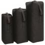 Sumka MilTec US COTTON DUFFLE BAG Large 135L / 125x75cm Black