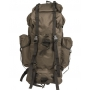 Batoh MilTec GERMAN IMPORT LARGE RUCKSACK 35 L / 31x17x56cm Green