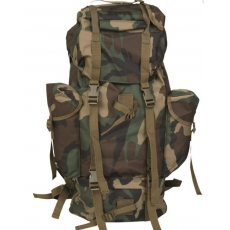 Batoh MilTec GERMAN IMPORT LARGE RUCKSACK 35 L / 31x17x56cm WoodLand