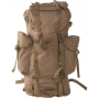 Batoh MilTec GERMAN IMPORT LARGE RUCKSACK 35 L / 31x17x56cm Coyote