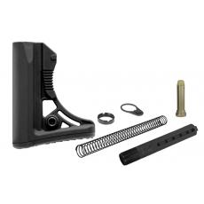 Pažba (sada) UTG-Leapers RBUS3BM pro M4/AR15 S3 Mil-spec Stock Kit-Black