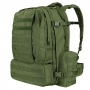 Batoh Condor 3 DAY ASSAULT PACK / 50L / 55x43x28 cm Green