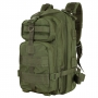 Batoh Condor COMPACT ASSAULT PACK / 22L / 46x25x25 cm Green
