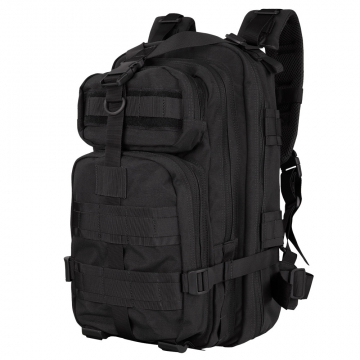 Batoh Condor COMPACT ASSAULT PACK / 22L / 46x25x25 cm Black