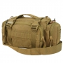 Ledvinka Condor DEPLOYMENT BAG / 6.4L / 15x30x13 cm Coyote Brown