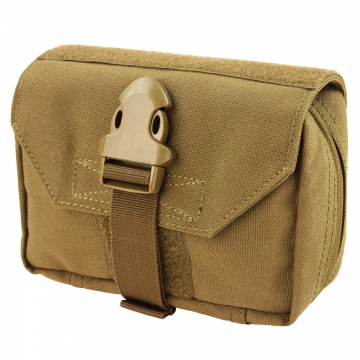 Pouzdro Condor FIRST RESPONSE POUCH / 10x16x5 cm Coyote Brown