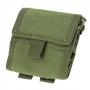 Pouzdro Condor ROLL-UP UTILITY POUCH MA36 / 21x20 cm Green