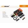 Svítilna Acebeam EC65 NICHIA CRI USB / 2500lm (1min-2h18min) / 206m / 6 režimů / IPx8 / Včetně Li-Ion 21700 / 82gr
