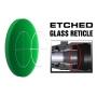 Puškohled UTG 1-8X28 30mm CQB/MRC, 36-color Glass Mil-dot (SCP3-18IEMDQ)
