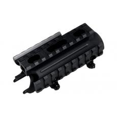 Montáž na SKS pro optiku/ svíytilny/ laser UTG (MNT-T640TR)