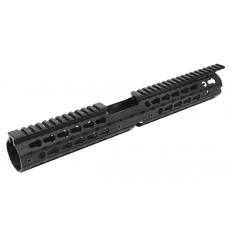 "Předpažbí UTG PRO AR15 Super Slim Keymod 15"" Drop-in Car. Length (MTU015SSK)"