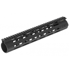 "Předpažbí pro LR-308 UTG PRO 13"" Super Slim Free Float Rail  Low-pro (MTU020SSC)"