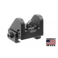Hledí Sub-compact Rear Sight for Shotguns, .22 Rifles  UTG (MNT-910)