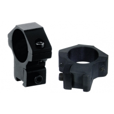 "Montáž pro optiku - kroužky RGPM-25M2 UTG-Leapers Medium Compact (2 ks.) 1"""