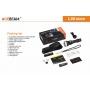 Svítilna Acebeam L30 GEN II USB / 5000K / 4000lm (2m+1h) / 373m / 6 režimů / IPx8 / Včetně Li-Ion 21700 / 168gr