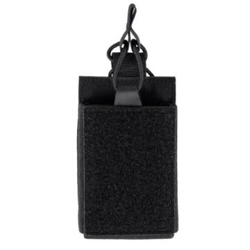 Pouzdro na zásobníky pro M4/M16/AR15 na suchý zip MilTec (134961) Black