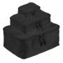Cestovni pouzdra (3ks) MilTec (160038) Black