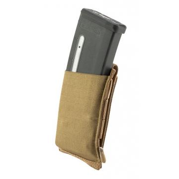 Elastická sumka MOLLE na zásobník M4 Viper Tactical Single Rifle Mag Plate Dark Coyote