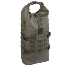 Nepromokavý batoh MilTec TACTICAL SEALS DRY-BAG / 35L / 57x29x20cm OD Green