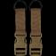 Sada MOLLE přezek Viper Tactical VX Buckle Up (2ks) Coyote