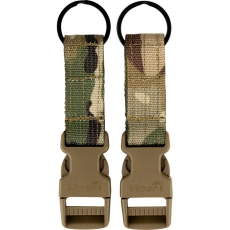 Sada MOLLE přezek Viper Tactical VX Buckle Up (2ks) VCAM