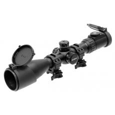 Puškohled UTG 2-16X44 30mm Multi-range AO, 36-color G4 (SCP3-216G4)