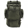 Batoh MFH Tactical Large / 55L / 50x60x20cm OD Green
