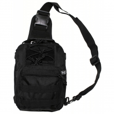 Batoh MFH Shoulder Bag / 7L / 19x27x13cm Black