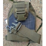 Batoh MFH Shoulder Bag / 7L / 19x27x13cm OD Green