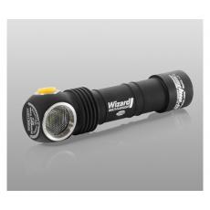 Čelovka Armytek Wizard v3 XP-L USB Magnet/ Teplá bílá / 1120lm (1.5h) / 115m / 6 režimů /