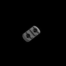 Lišta M-LOK Magpul 3 Sloty Polymer