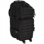 Batoh MFH US Assault I Basic / 30L / 23x44x24cm Black