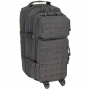 Batoh MFH US Assault I Basic / 30L / 23x44x24cm Urban Grey