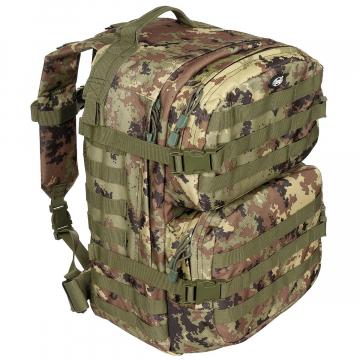 Batoh MFH US Assault II / 40L / 30x48x27cm Vegato