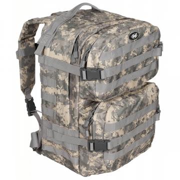 Batoh MFH US Assault II / 40L / 30x48x27cm AT-Digital