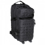 Batoh MFH US Assault I Laser / 30L / 23x44x24cm Black