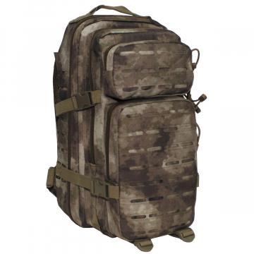 Batoh MFH US Assault I Laser / 30L / 23x44x24cm HDT-camo