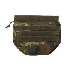 Sumka MilTec na na nosič plátů nebo vestu / 23x4,5x16cm Flektarn