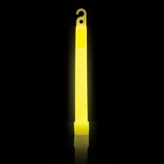 Svítící tyčinka 1ks. MFH Glow Stick žlutá