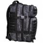 Batoh MFH US Assault I / 30L /  23x44x24cm Snake black