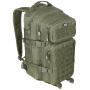 Batoh MFH US Assault I / 30L /  23x44x24cm OD Green