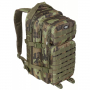 Batoh MFH US Assault I / 30L /  23x44x24cm M95 CZ camo